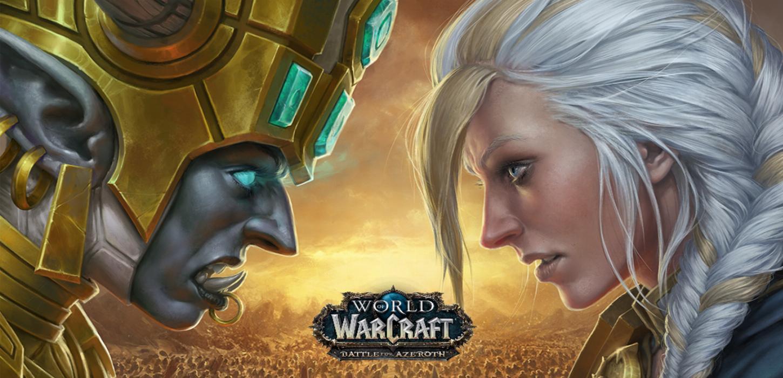 جزئیات دو نژاد بازی World Of Warcraft: Battle For Azeroth منتشر شد