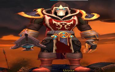 فروش Orc Monk Lvl 60
