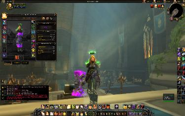 فروش هیرو  پالادین هیلر   +940 | WOW Freakz| Paladin| Ilparagonll All  Mage Tower Appearance