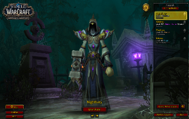 Priest Shadow BFA